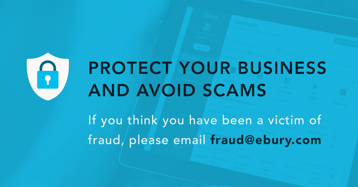 Protect against fraud